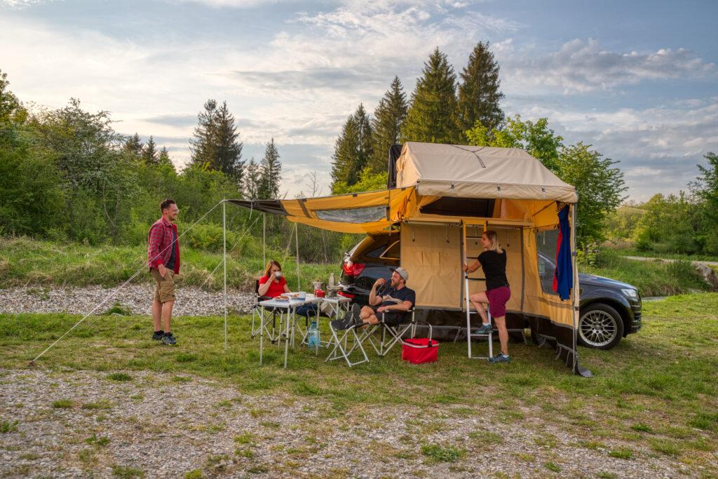 AUTOCAMP Autocamp Autodachzelt Dachzelt Rooftoptent Outdoor Offroad Camping Natur